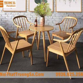 Bàn ghế cafe TS339