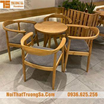 Bàn ghế cafe TS333