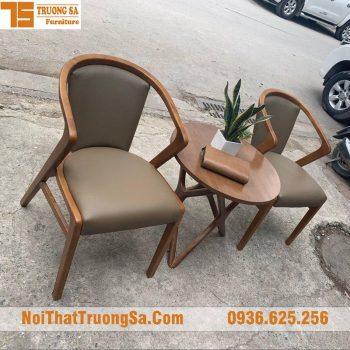 Bàn ghế cafe TS338B