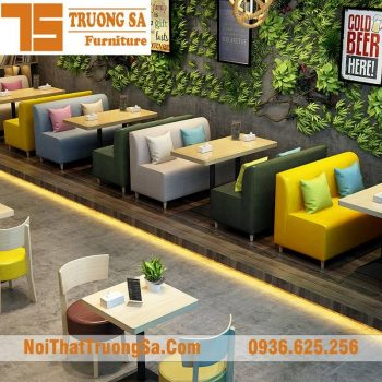 Bàn ghế cafe sofa TS269