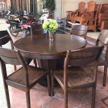 Bộ bàn ăn 6 ghế TS392