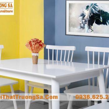 Bàn ghế phòng ăn TS285