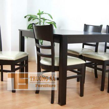 bàn ghế nhà hàng TS58