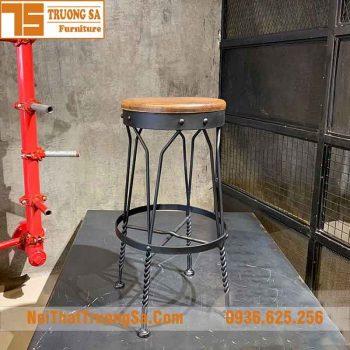 ghế cao quầy bar TS494