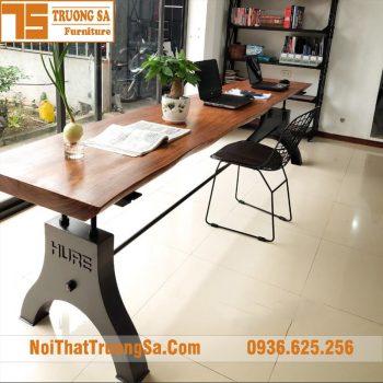 Bộ bàn ghế nguyên khối TS603