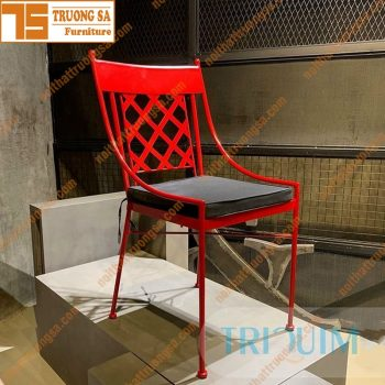 mẫu ghế ngoài trời đẹp TS132